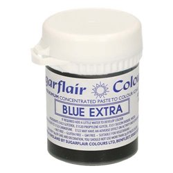 EXTRA BLUE ( C104 ) GLUTEN FREE SUGARFLAIR CAN 42 GRAMS