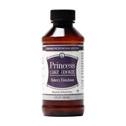 BAKERY EMULSION PRINCESS LORANN CAKE 118.3 ML