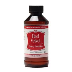BAKERY EMULSION RED VELVET LORANN 118.3 ML. - GLUTEN FREE