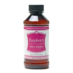 BAKERY EMULSION RASPBERRY LORANN 118.3 ML - GLUTEN FREE