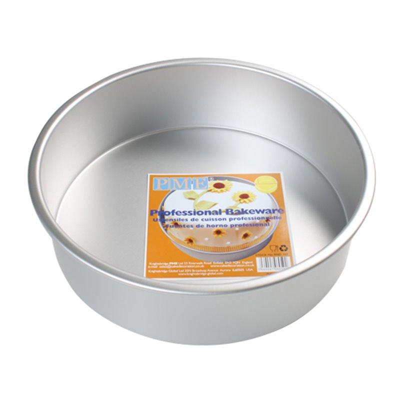 ROUND CAKE MOULD 25 X 7.5 CM PME ( RND103 )