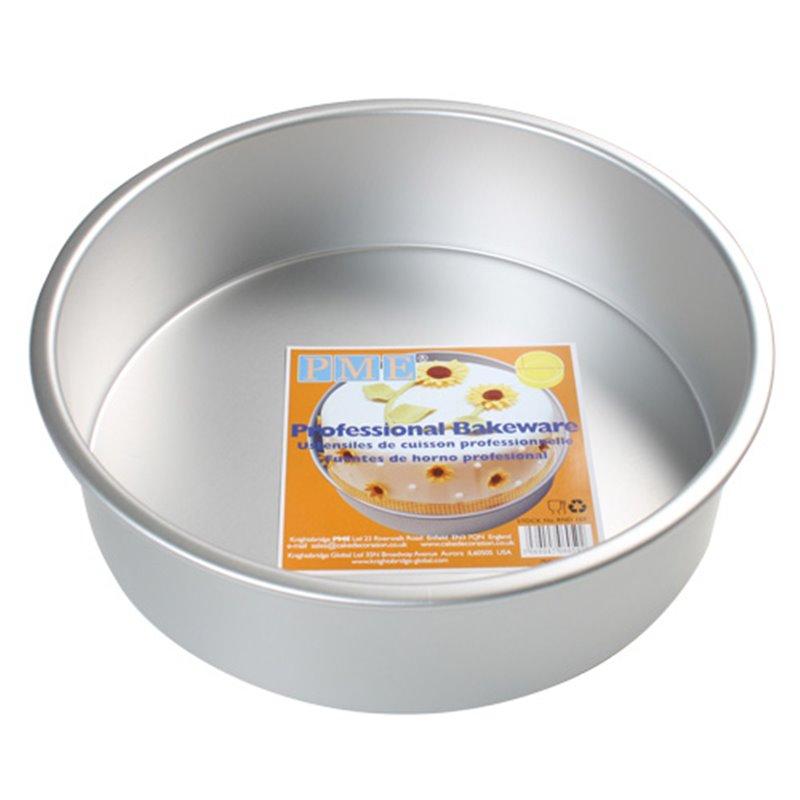ROUND CAKE MOULD 32.5 X 10 CM PME ( RND134 )
