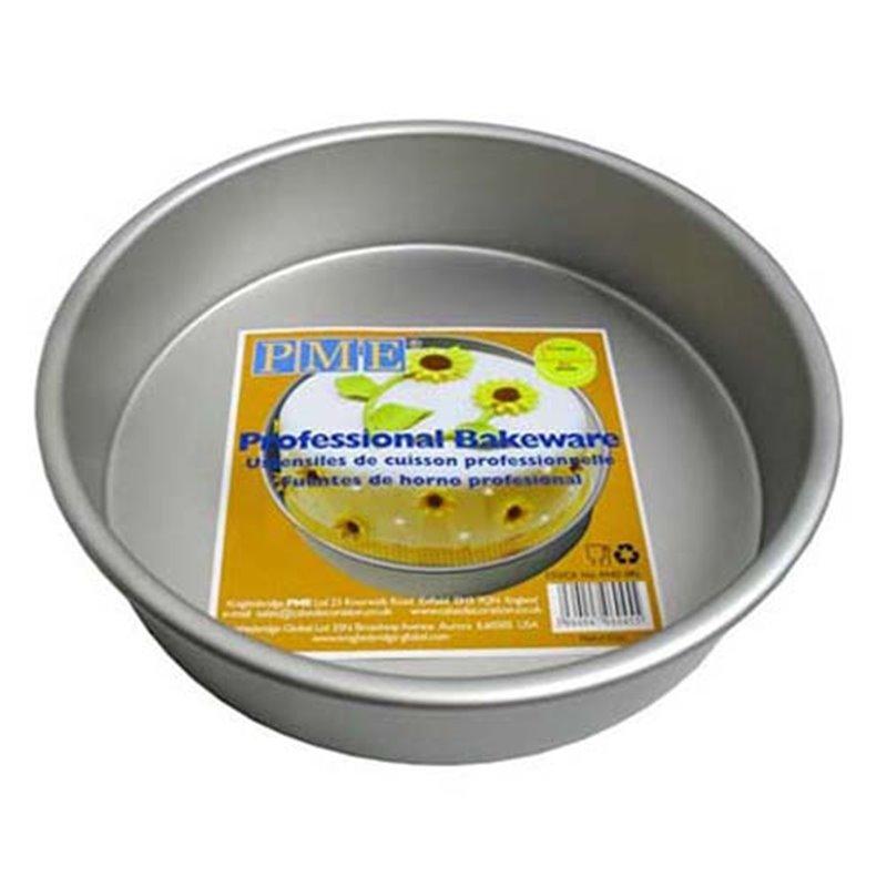 ROUND CAKE MOULD 25 X 5 CM PME ( RND102 )