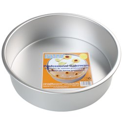 ROUND CAKE MOULD 40 X 7,5 CM. HEIGHT PME ( RND163 )