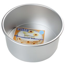 ROUND CAKE MOULD 40 X 10 CM. HEIGHT PME ( RND164 )