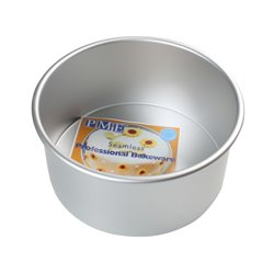 ROUND CAKE MOULD 17.5 X 10 CM. HEIGHT PME ( RND074 )