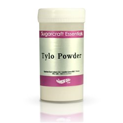 CMC TYLOSE POWDER 80 GRAMS RAINBOW DUST - GLUTEN FREE