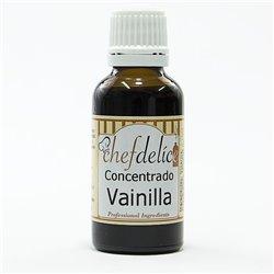 CONCENTRADO VAINILLA 30 ML. CHEFDELICE ( 7301 )