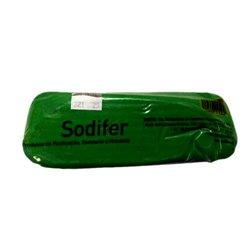 GREEN FONDANT LETTUCE 400 GRAMS SODIFER