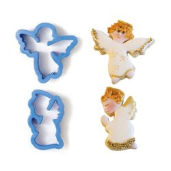 SET 2 ANGEL CUTTERS DECORA ( 0255103 )