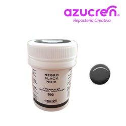 BLACK COLORING ( BLACK ) AZUCREN 30 GRAMS