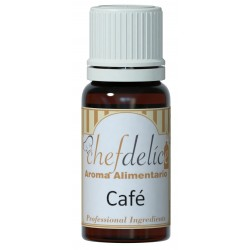 AROMATIC COFFEE CONCENTRATE 10 ML. CHEFDELICE ( 1045