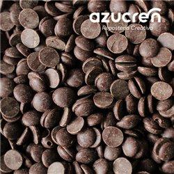 "COVER CHOCOLATE ""AZUCREN"" POT 1 KG. ( 51 % CACAO )"
