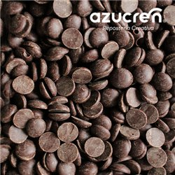 "COVER CHOCOLATE ""AZUCREN"" POT 1 KG. ( AZUCREN8 % COCOA )"