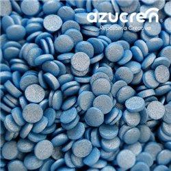 CONFETTI BLUE SUGAR 700 GRAMS