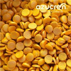 CONFETTI GOLD SUGAR 700 GRAMS