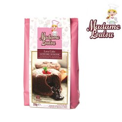 GLUTEN-FREE COULANT CHOCOLATE ( LAVA CAKE ) 250 G MADAME LOULOU ( ML005336 )