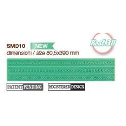 MAGIC DECOR BORDER 10 PAVONI 3D EFFECT -- 39 X 8 CM. REF. SMD10