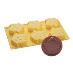 CHICK ICE CREAM MOULD + PAVONI COOKIE CUTTER REF. CK02