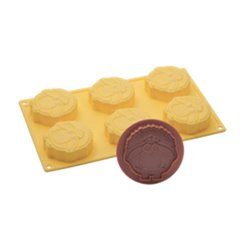 SHEEP ICE CREAM MOULD + PAVONI COOKIE CUTTER REF. CK04