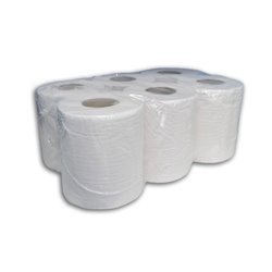 SMALL HAND PAPER ROLL 6 UNITS