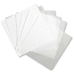 WAXED PAPER ' FOIL ' 2 KG. ( 31.5 X 25.5 CM. APPROX. )