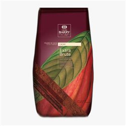 EXTRA GROSS COCOA POWDER BAG 1 KG. BARRY CALLEBAUT