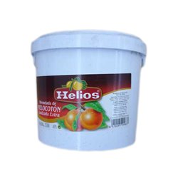 PEACH JAM BUCKET 6,0 KG. HELIOS