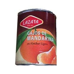MANDARIN SEGMENTS SYRUP CAN 1 KG. LAYAZA