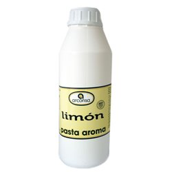 LEMON SCENTED PASTE 1 LITER ARCONSA