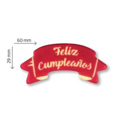 HAPPY SMALL BIRTHDAY CHOCOLATE BOX 60 UNITS ( 14728F362SBP )