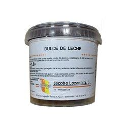 "DULCE DE LECHE APLISA "" JACOBO LOZANO S.L. "" BUCKET 1.8 KG."