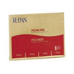 RUBAN PUFF PASTRY BOX 10 KG. REF. 41120