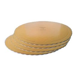 25 Units DISC EXTRA STRONG GOLD 26 X 3 MM. HEIGHT